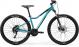 Велосипед Merida Matts 7.100 (2020) GlossyTeal/Silver-Green/Blak 1