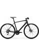 Велосипед Merida Speeder 400 (2020) MattBlack/GlossyBlack 1