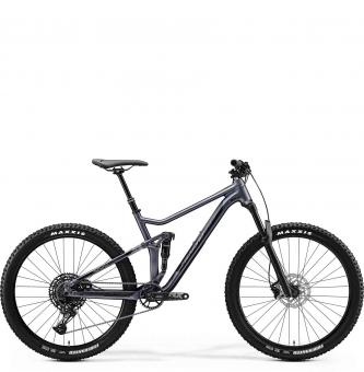 Велосипед Merida One-Twenty 7.600 (2020) SilkAnthracite/DarkSilver