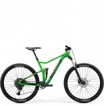 Велосипед Merida One-Twenty 9.400 (2020) GlossyGreen/Black