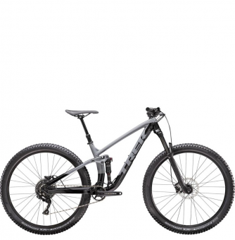 Велосипед Trek Fuel EX 5 (2020) Slate/Trek Black