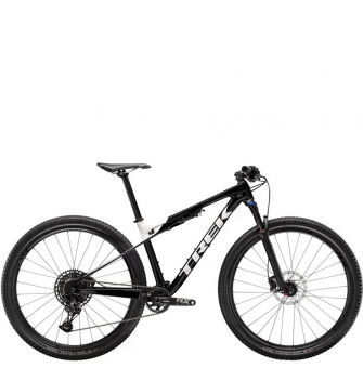 Велосипед Trek Supercaliber 9.7 (2020) Black/Trek White