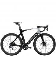Велосипед Trek Madone SLR 7 Disc eTap (2020) Black/Silver-Grey Fade
