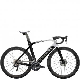 Велосипед Trek Madone SLR 7 Disc (2020) Black/Silver-Grey Fade