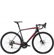 Велосипед Trek Emonda SL 5 Disc (2020) Matte Trek Black/Gloss Viper Red