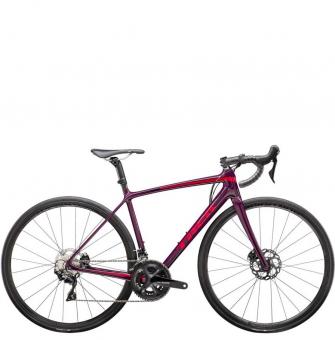 Велосипед Trek Emonda SL 5 Disc (2020) Mulberry/Magenta