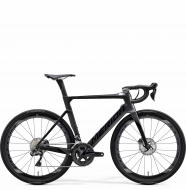 Велосипед Merida Reacto Disc 8000-E (2020) GlossyAntracite/SilkBlack
