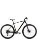 Велосипед Aspect AMP ELITE 27.5 черно-золотой (2020) 1