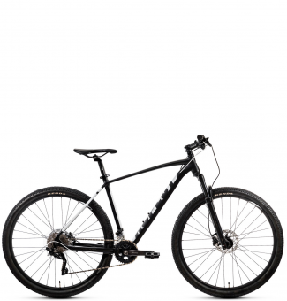 Велосипед Aspect AMP PRO 29 черно-белый (2020)