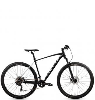 Велосипед Aspect AMP PRO 27.5 черно-белый (2020)