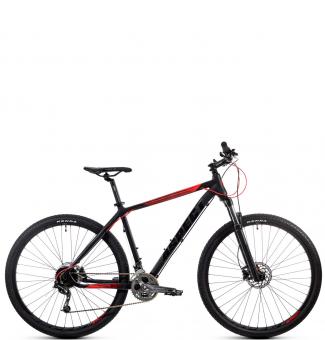 Велосипед Aspect AIR PRO 29 черно-красный (2020)