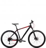 Велосипед Aspect AIR PRO 27.5 черно-красный (2020)