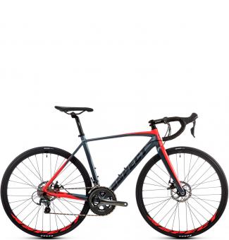 Велосипед Aspect ROAD PRO 28 серо-красный (2020)