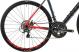 Велосипед Aspect ROAD PRO 28 серо-красный (2020) 5