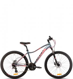 Велосипед Aspect OASIS HD 26 серо-розовый (2020)