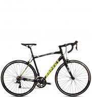 Велосипед Aspect ROAD 28 серо-желтый (2020)