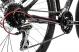 Велосипед Aspect ALMA 27.5 черно-фиолетовый (2020) 6
