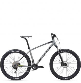 Велосипед Giant Talon 1 GE (2020) Gray/Green