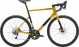 Велосипед Cannondale SuperSix EVO Carbon Disc Ultegra (2020) Goldfinger 1