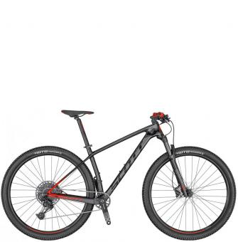 Велосипед Scott Scale 940 29 black/red (2020)