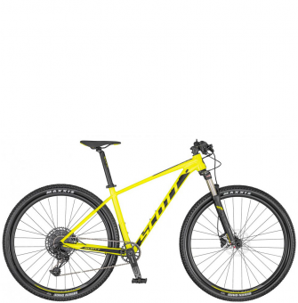 Велосипед Scott Scale 980 29 yellow/black (2020)
