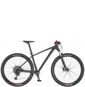 Велосипед Scott Scale 980 29 black/red (2020)
