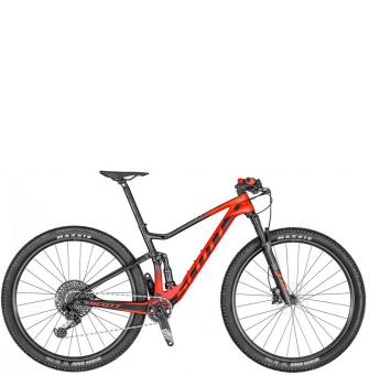 Велосипед Scott Spark RC 900 29 Team red (2020)