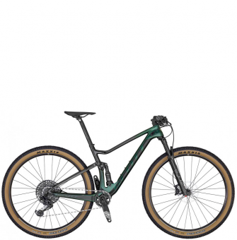 Велосипед Scott Spark RC 900 29 Team green (2020)