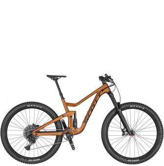 Велосипед Scott Ransom 930 29 коричневый (2020)