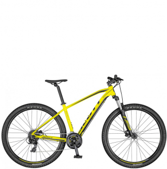 Велосипед Scott Aspect 960 29 yellow/black (2020)