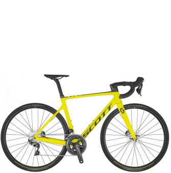 Велосипед Scott Addict RC 30 28 yellow (2020)