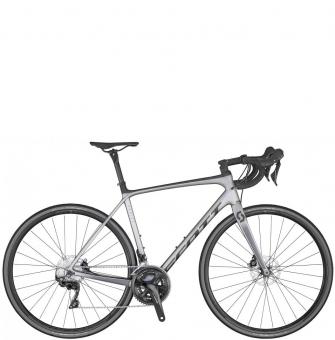 Велосипед Scott Addict 20 disc 28 grey (2020)