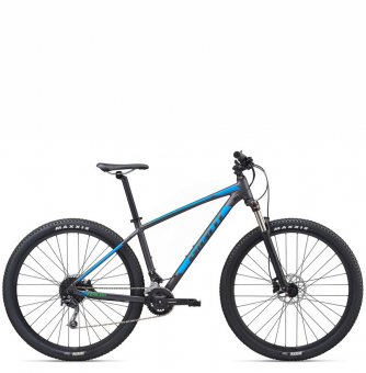 Велосипед Giant Talon 29 2 GE (2020) Charcoal/Blue