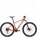 Велосипед Giant Talon 29 2 (2020) Orange/Gunmetal Black 1