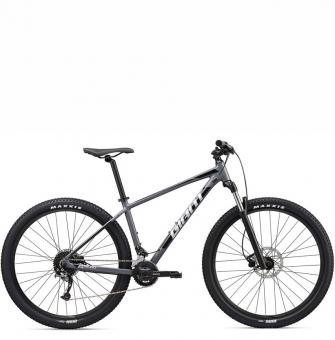 Велосипед Giant Talon 29 2 (2020) Gray/Silver
