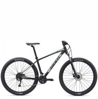 Велосипед Giant Talon 29 3 GE (2020) Black/Green