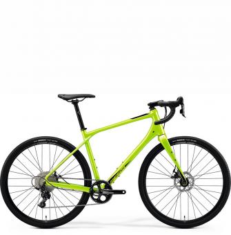 Велосипед гравел Merida Silex 300 (2020) Glossy Green (Black)