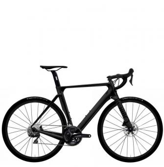 Велосипед гравел Rondo HVRT CF2 black (2020)