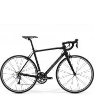 Велосипед Merida Scultura 100 (2020) Matt-Black (White)