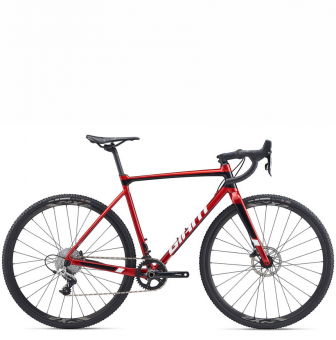 "Велосипед циклокросс Giant TCX SLR 1 28"" (2020) Metallic Red"