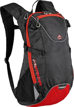 Рюкзак Merida Backpack Fifteen 2 15 liters Black/Red
