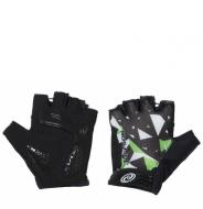Перчатки велосипедные Jaffson Green