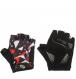 Перчатки велосипедные Jaffson Red 1