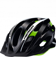 Велошлем Merida Team MTB Glossy Team Black/ Green