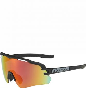 Велоочки Merida Race Sunglasses Matt Black/Red