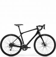 Велосипед гравел Merida Silex 200 (2021) GlossyBlack/MattBlack