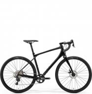 Велосипед гравел Merida Silex 300 (2021) GlossyBlack/MattBlack