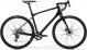 Велосипед гравел Merida Silex 300 (2021) GlossyBlack/MattBlack 1