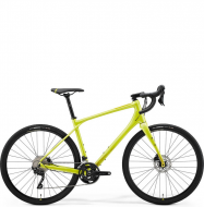 Велосипед гравел Merida Silex 400 (2021) Light Lime (Olive)