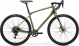 Велосипед гравел Merida Silex 600 (2021) Glossy Fog Green (Matt Green) 1